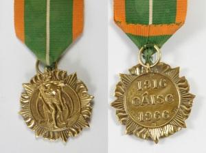 1113 583 Easter Uprising Medal both sides