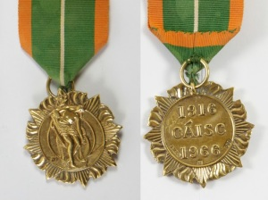 1113 583 Easter Uprising Medal both sides